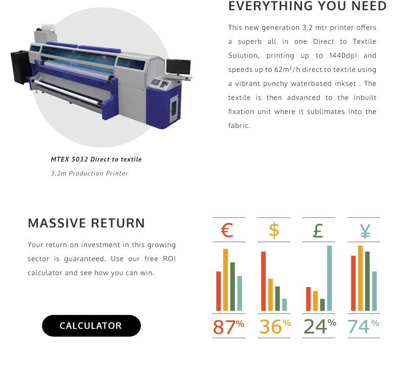 textile printer website